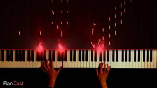 크로아티안 랩소디(Croatian Rhapsody) - 막심 므라비차(Maksim Mrvica) | 피아노 솔로 커버 thumbnail
