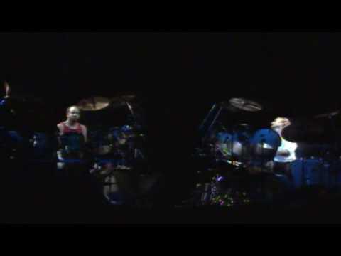 Genesis  Drum Duet Invisible Touch Tour