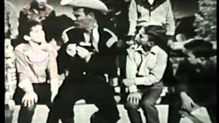 ROY ROGERS & THE ROGERS WRANGLERS sing Strawberry Roan, Inch Worm and Skyball Paint - 1962