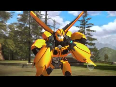 Transformers Prime Bumblebee AMV Noots