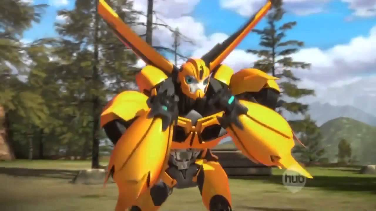 Transformers Prime Bumblebee Amv Noots Youtube