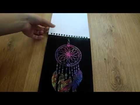 Блокнот для создания гравюры)))