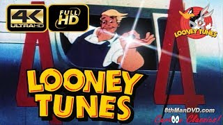 LOONEY TUNES (Looney Toons): Hell Bent for Election (1944) [ULTRA HD 4K Cartoons]