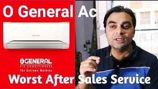 O General AC Experience || O General AC After Sales Service Review