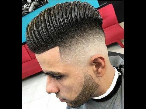 GAYA POTONG RAMBUT ( cara potong rambut ) pria