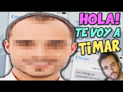 """TE PRESENTO AL MAYOR TIMADOR DE INTERNET → """"Rodrigo García"""""""