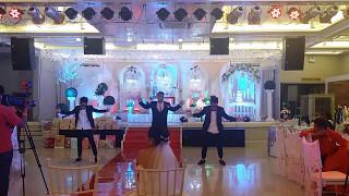 Surprise wedding dance Digos City (Davao del Sur)