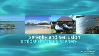 Four Seasons Mauritius at Anahita(フォーシーズンズ・モーリシャス)公式ビデオです