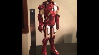 Iron Man Mark VII Paper Model (Papercraft)