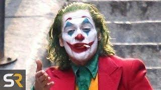 What Really Happened Behind The Scenes Of Joker