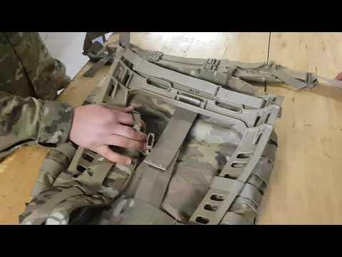 How To Properly Assemble The OCP Rucksack