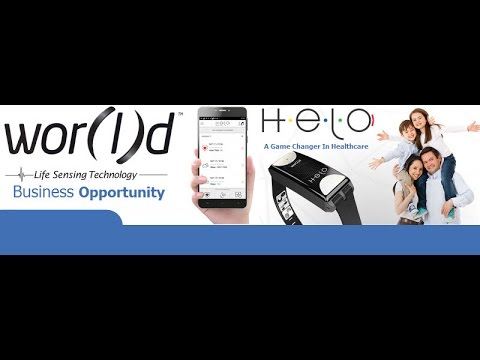 WORlD HELO & INFOLIO Product Presentation  Plus Mind Blowing Comp Plan 1