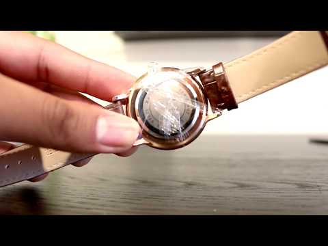 Vodrich Royce Unboxing!! Good and Cheap Luxury Watches. $75