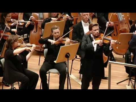 Kirill Troussov plays Beethoven Violin Concerto (excerpt)