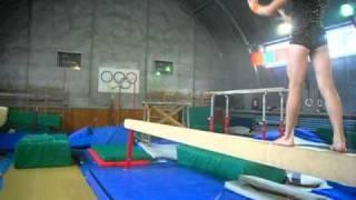 Гимнастика( тренировка ).