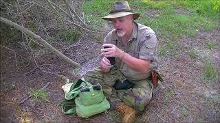 WHATS IN MY HAVERSACK CORDAGE