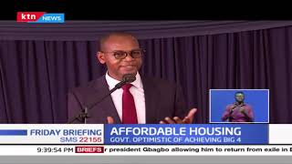 Affordable Housing: Government unveils 1370 housing units, set to boost the affordable housing