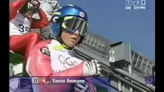 Simon Ammann - Nagano