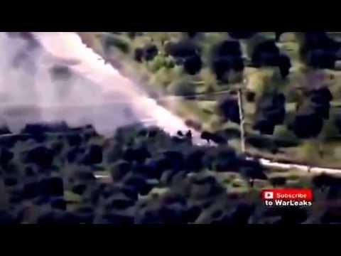 SIRIA 2015 RAZBOI AL 3 LEA Tank luat la tinta