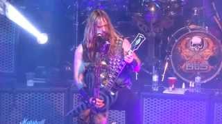 "Black Label Society "" Angel Of Mercy "" rock city, Nottingham 18-2-15"