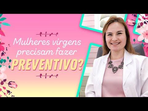 Mulheres virgens precisam fazer preventivo?