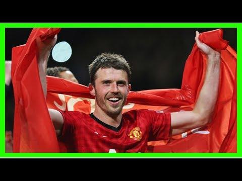 Последние новости | Полузащитник «Манчестер Юнайтед» Майкл Кэррик объявил о завершении карьеры по...