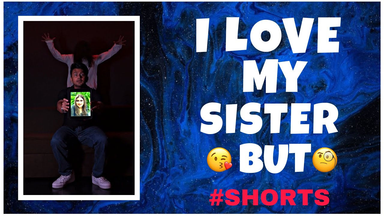 I LOVE MY SISTER BUT..... ft. @Anam Darbar & Mommy ❤️ #SiblingLove #Shorts