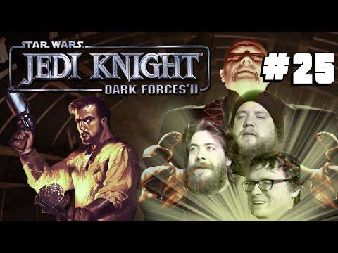 URO Vision - Star Wars Jedi Knight: Dark Forces II - Part 25 |
