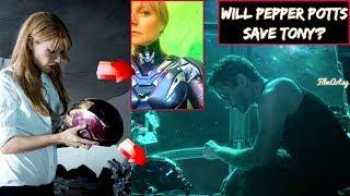 Avengers 4: Endgame LEAK - Pepper Potts Rescue Suit To Save Tony Stark
