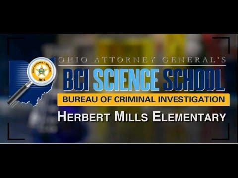 BCI Science School - Ohio Attorney General Dave Yost