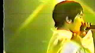 1998 신화창조 1기 창단식때 눈물 부른모습