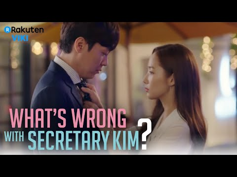 Whats wrong with secretary kim dating