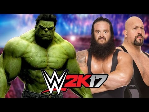 Thumbnail: Hulk vs Braun Strowman and Big Show HANDICAP MATCH!!