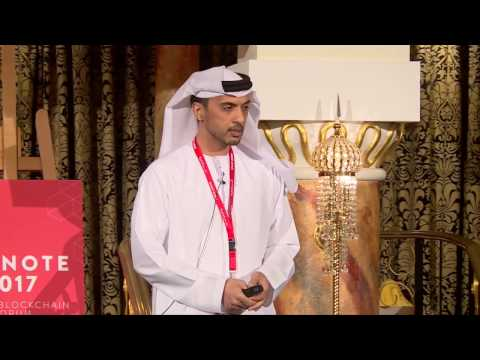 World Blockchain Forum - Opening Speech - H.E. Wesam Lootah, CEO at Smart Dubai Government