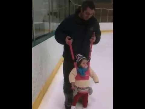 , - Salome First Time On Ice