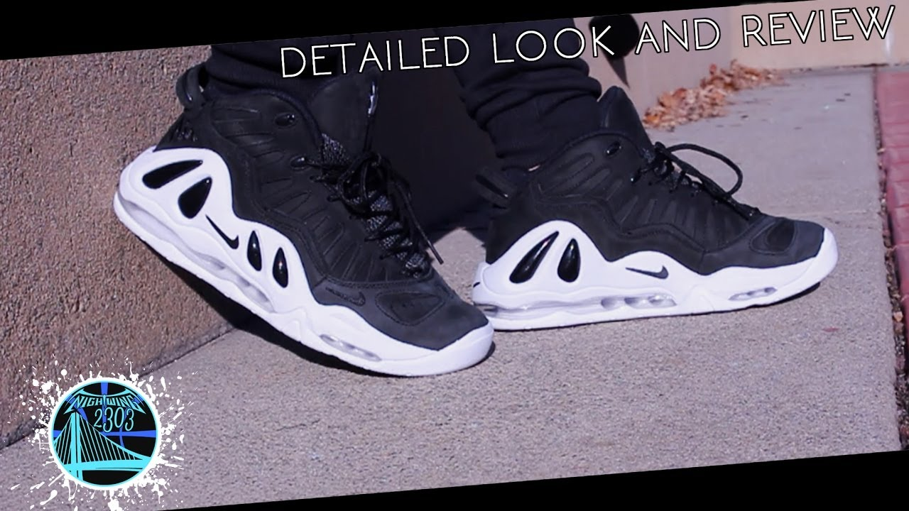c0e271083a3 basketball shoes Nike Air Uptempo 97  Black Pack