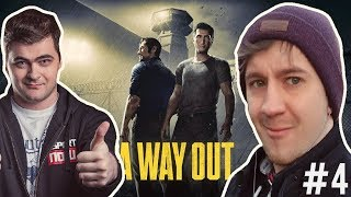 Skok na spadochronie! - A Way Out #4 (Niklaus&Bonkol)