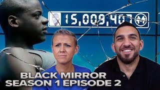 Black Mirror Season 1 Episode 2 'Fifteen Million Merits' REACTION!!