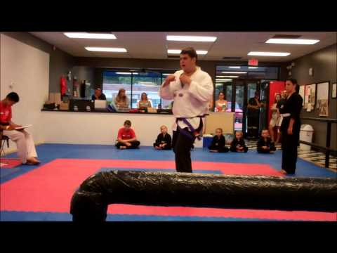 Red Belt Test