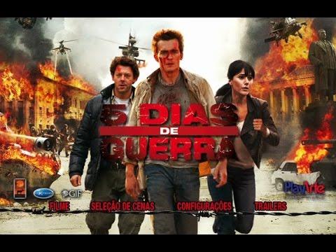 5 Días de Guerra en Español Latino Película completa en HD 720
