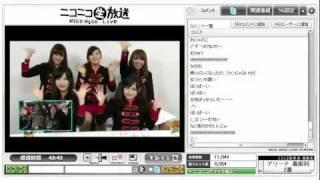 2010/12/30 ミュージックニコ電☆ぱすぽ☆とニコニコ電話.