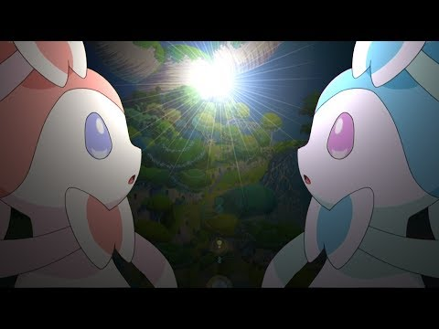 Sylveon AMV - Fly Away (HD)