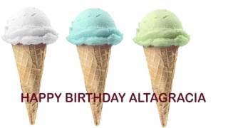 Altagracia   Ice Cream & Helados