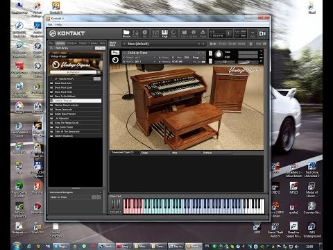 Как сделать из компьютера синтезатор