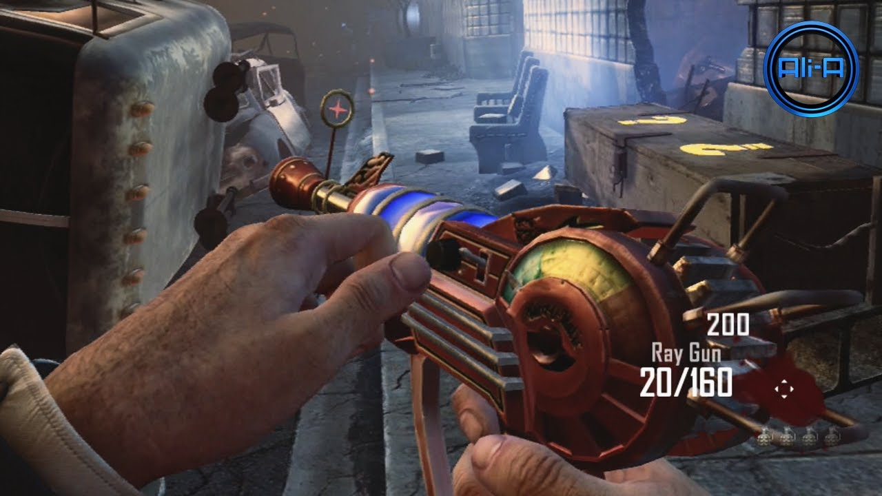 Black Ops 2 ZOMBIES GAMEPLAY