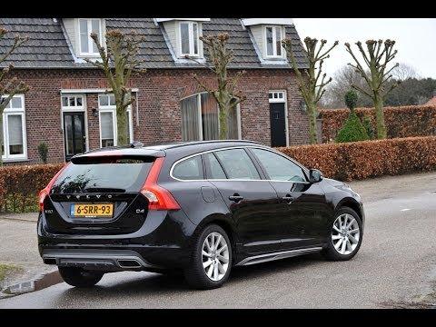Volvo V60 D4 review 2014  YouTube