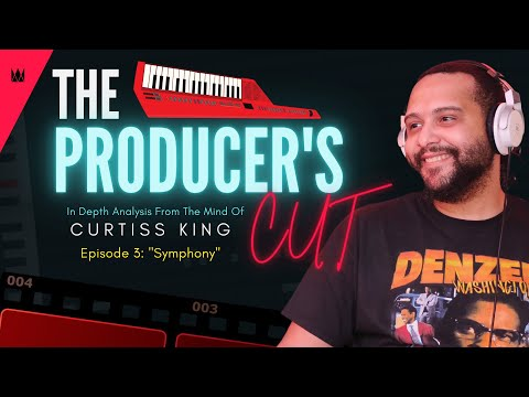 "Curtiss King EXPLAINS His Beat Making Process For ""Symphony"" 