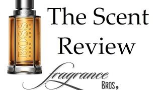 Hugo Boss The Scent Review! Marketing GENIUSES