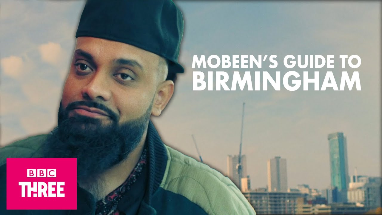 Mobeen's Guide To Birmingham | Man Like Mobeen On iPlayer Now