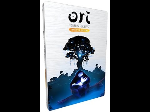Ori and the Blind Forest Limited Definitive Edition Unboxing (PC) ENGLISH